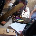 Aktion mit Ray Kaczynski Pfingsten 2010