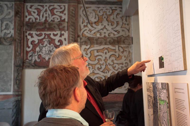 Torben Ebbesen Ausstellung, Eröffnung im Kunstverein Lüneburg, 25.5.2013