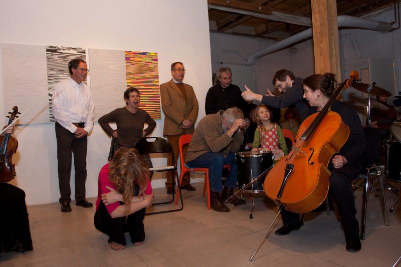 um zu finden - Mitgliederausstellung 2012 Foto: Jonas Keller