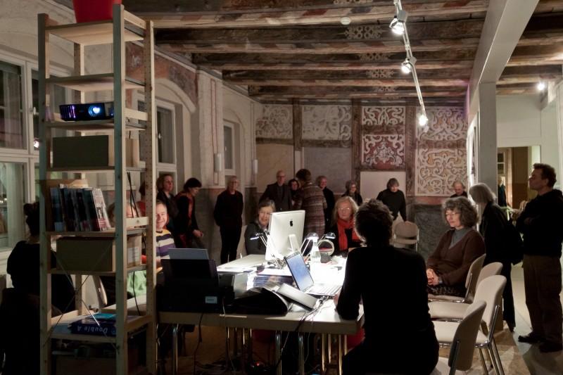 KURATO.kollektiv im Kunstverein Lüneburg Januar 2013