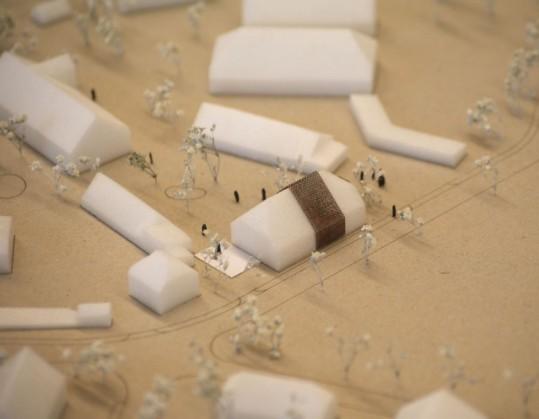 Modell MUSEUM FÜR ALLES - Henrik Schoop